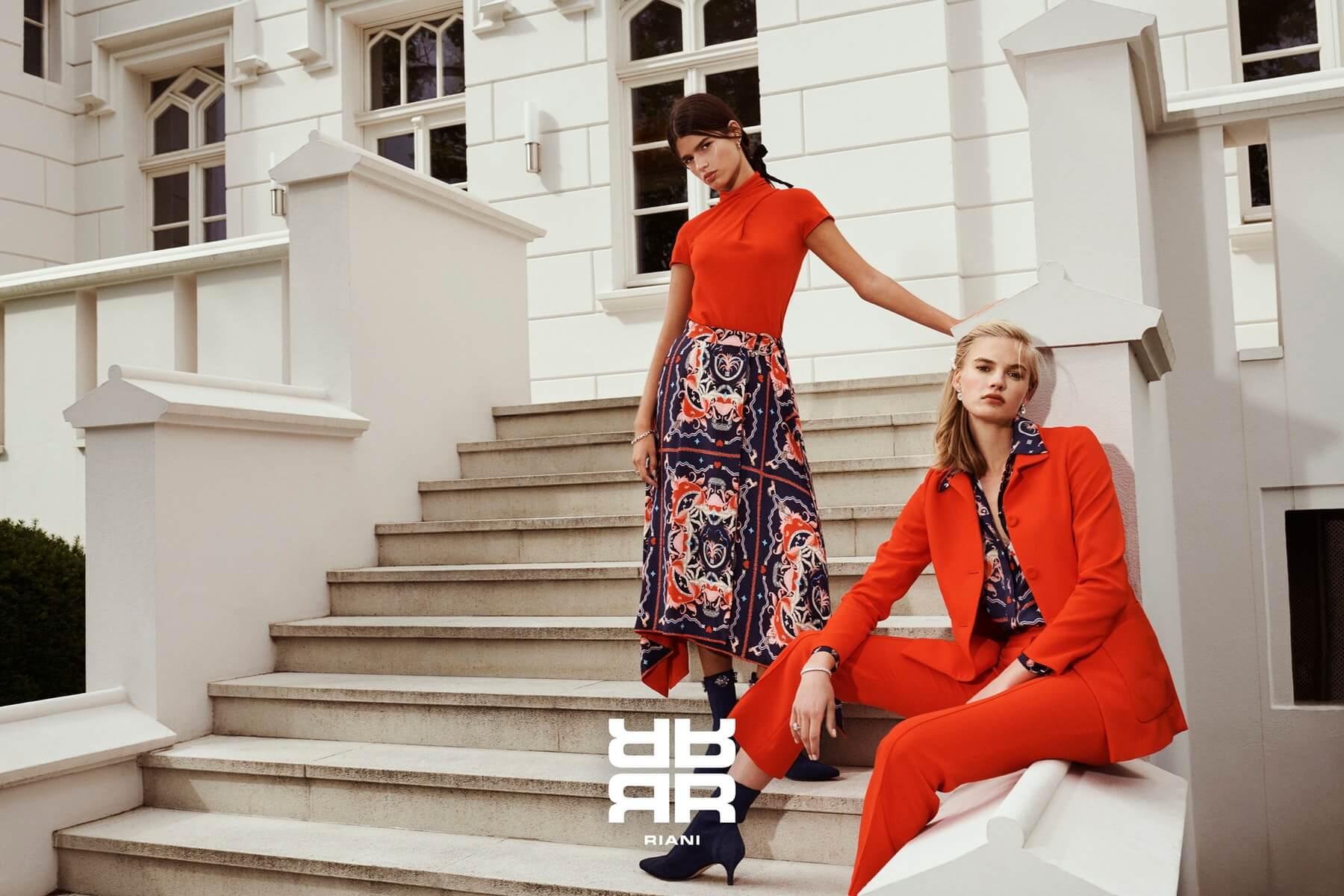 Frauen Mode Frank Rudolf